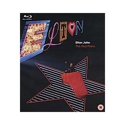 Red Piano - DVD  Filme