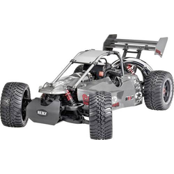 Reely Carbon Fighter III 1:6 RC Modellauto Benzin Buggy Heckantrieb (2WD) RtR 2,4GHz