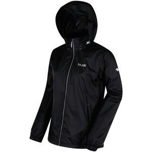 Regatta Corinne IV Waterproof Shell Jacke Damen schwarz UK 10   DE 36 2021 Regenjacken