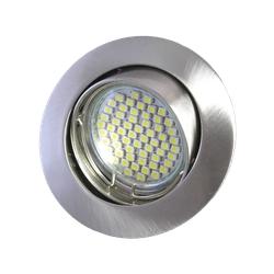 mlight Einbaustrahler-Aluminium rund FT-9243 Sprengr., Farbe, CR