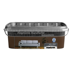 Primaster Wandfarbe Wohnambiente SF558 2,5 l, mocca