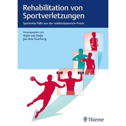 Rehabilitation von Sportverletzungen: eBook von