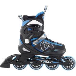 Fila Skates Inlineskates Inlineskate J-One Plus black/blue Größe S (28-32) 28-32