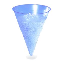 Spitzbecher Trinkbecher Wasserbecher konisch 115 ml, PP, Ø 70mm, 1000 Stk.