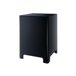 Revox STUDIOART B100 Bass Module Lautsprecher (Bluetooth, WLAN (WiFi), KleerNet, AirPlay, 240 W, Bass Module) schwarz