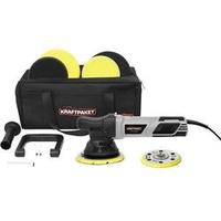 Dino Kraftpaket Exzenterpoliermaschine 230V 900W 1600 - 4200 U/min 125/150mm 9mm Hub 640302 Exzenter