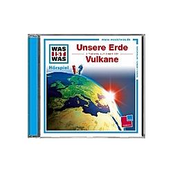 Unsere Erde / Vulkane - Hörbuch