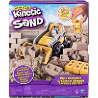 Spin Master Kinetic Sand Dig and Demolish Kit