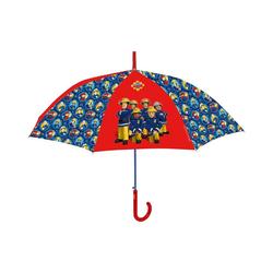 p:os Langregenschirm Kinderschirm Einhorn, 42/8 blau