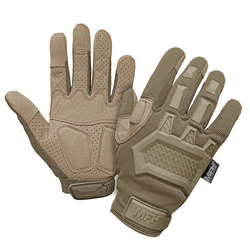 MFH - Max Fuchs Tactical Handschuhe Action sand, Größe L/9
