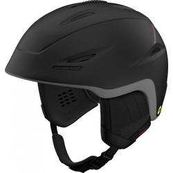 GIRO UNION X MIPS Helm 2021 matte black/red sportech - L