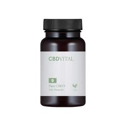 "CBD Vital Hanfextrakt in Kapselform ""Pure CBD Kapseln 9"" (5 %), 60 Kapseln"