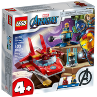 Lego Marvel Super Heroes Iron Man vs. Thanos 76170