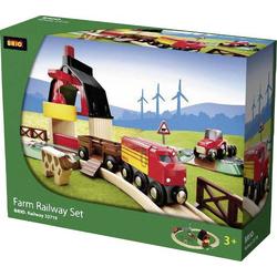 Brio Bahn Bauernhof Set 33719000
