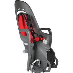 Fahrradsitz ZENITH RELAX W/CARRIER ADAPTER (1-PACK) grau/rot