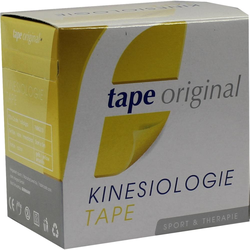 Kinesiologic Tape Original 5 Cmx5 m Gelb