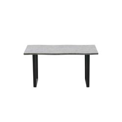HTI-Line Esstisch Tisch Detroit beton Detroit, Esstisch
