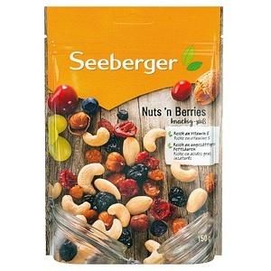 SEEBERGER Nuts 'n Berries Trockenfrüchte und Nüsse 150,0 g