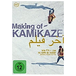 Making of - Kamikaze - DVD  Filme