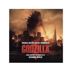 O.S.T. - GODZILLA (CD)
