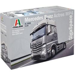 CARSON Modellauto 1:24 Mercedes Benz Actros MP4 Gigaspace
