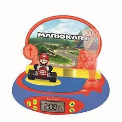 Lexibook® Radiowecker Super Mario Radiowecker mit Projektor und Sound