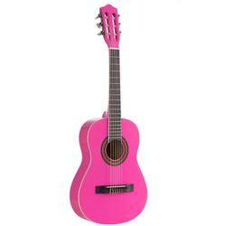 Voggenreiter Kindergitarre Kindergitarre 1/2, pink 1/8
