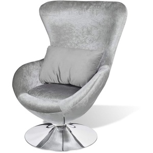Sessel Clubsessel Ei-Form Drehsessel Lounge Clubsessel Relaxsessel Stuhl 3 Farbe