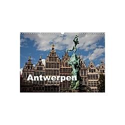 Antwerpen (Wandkalender 2021 DIN A3 quer)