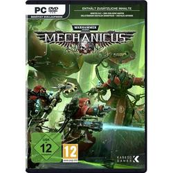 Warhammer 40,000: Mechanicus PC USK: 12