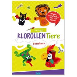 Trötsch Lustige Klorollen Tiere als Buch von
