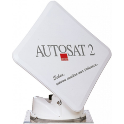 Sat-Anlage AutoSat 2F Control Twin