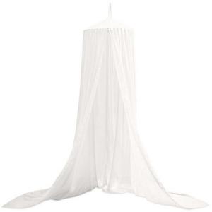 Julius Zöllner Betthimmel JZ Baldachin Voile natur