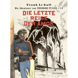 Theodor Pussel als Buch von Frank Le Gall