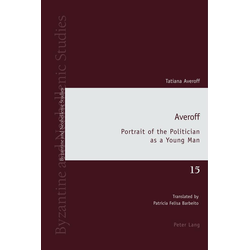 Averoff als Buch von Tatiana Averoff