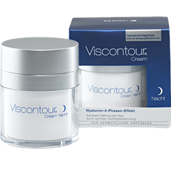Viscontour Nachtcreme 50 ml