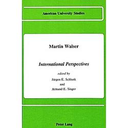 Martin Walser - Buch