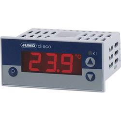 Jumo di eco Temperaturregler J, L, K -200 bis +999°C Relais 10A (L x B x H) 56 x 76 x 36mm