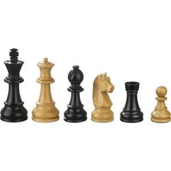 Philos 21231 - Ludwig XIV KH 70 mm Schachfiguren Holz