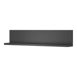 Półka Ferido 150 cm antracyt