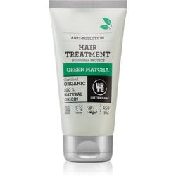 Urtekram Green Matcha Hydratisierende Maske für Haare, die der Luftverschmutzung ausgesetzt sind 150 ml