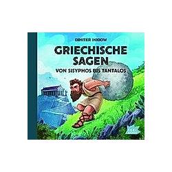 Griechische Sagen, 1 Audio-CD