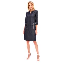 Lavard Jeans-Kleid mit dekorativen Taschen 88170  34