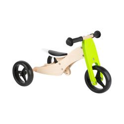 Small Foot Laufrad Lauflern-Dreirad Trike 2 in 1 9.4 Zoll