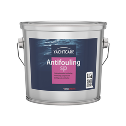 YachtCare Antifouling SP 2,5 Liter red