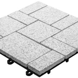 planeo Klickfliese Stone - Granit Roma -