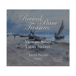 Lucia Negro - Revived Piano Treasures (CD)