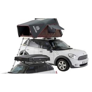 iKamper Skycamp Mini Rocky Black Dachzelt mit Hartschale, mattschwarz