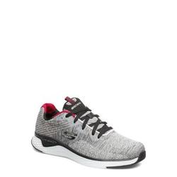 Skechers Mens Ultra Fuse Niedrige Sneaker Grau SKECHERS Grau