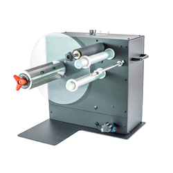 ZCAT-10-R/L - Hochleistungs-Etikettenaufwickler, Etikettenbreite 255mm, Aufwickelrichtung rechts nach links
